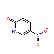2-Hydroxy-3-methyl-5-nitropyridine